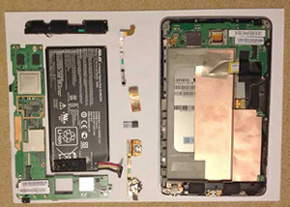 nexus 7 parts picture